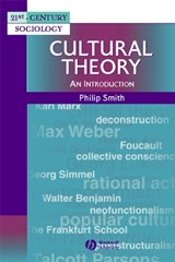 Cultural Theory | Philip Smith |