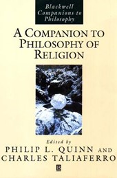 A Companion to Philosophy of Religion | Philip L. Quinn |