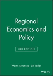 Regional Economics and Policy | Martin Armstrong |