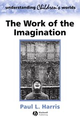 The Work of the Imagination | Paul L. Harris |