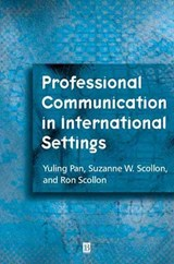 Professional Communication in International Settings | Yuling Pan |