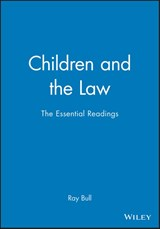 Children and the Law | Ray Bull |