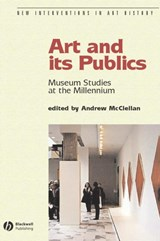 Art and Its Publics | Andrew McClellan |