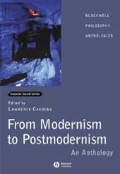 From Modernism to Postmodernism | Lawrence E. Cahoone |
