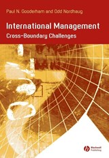 International Management | Paul Gooderham |