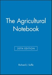 The Agricultural Notebook | Richard J. Soffe |