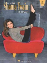 The Best of Shania Twain | Hal Leonard Publishing Corporation |