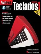 Fasttrack Keyboard Method - Spanish Edition - Book
