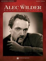 Alec Wilder Song Collection | auteur onbekend |