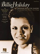 Billie Holiday - Original Keys for Singers |  |