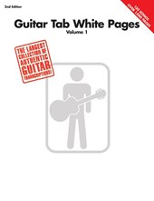 Guitar Tab White Pages