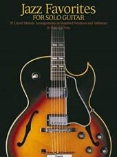 Jazz Favorities for Solo Guitar