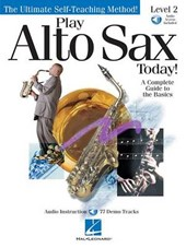 Play Alto Sax Today!