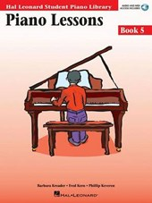 Piano Lessons Book