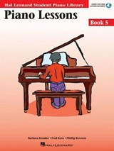 Piano Lessons Book | Kreader, Barbara ; Kern, Fred ; Keveren, Phillip |