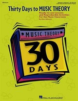 Thirty Days to Music Theory (Classroom Resource) |  |