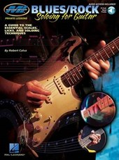 Blues/Rock Soloing for Guitar