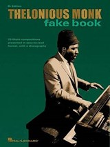 Thelonious Monk Fake Book |  |