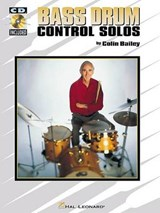 Bass Drum Control Solos | Colin Bailey |