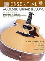 Essential Acoustic Guitar Lessons |  |