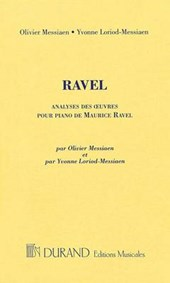 Analyses Des Oeuvres Pour Piano De Maurice Ravel