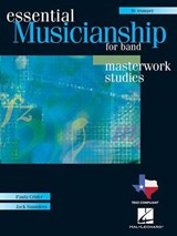 Essential Musicianship for Band B Flat Trumpet | Crider, Paula ; Saunders, Jack |