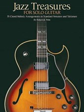 Jazz Treasures for Solo Guitar |  |