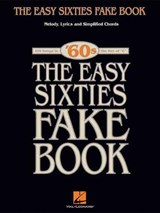 The Easy Sixties Fake Book | auteur onbekend |