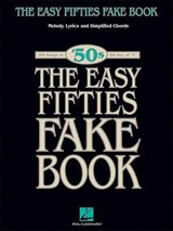 The Easy Fifties Fake Book | auteur onbekend |