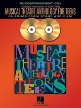 Musical Theatre Anthology for Teens | auteur onbekend |