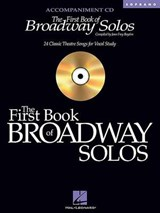 The First Book of Broadway Solos | auteur onbekend |