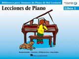 Piano Lessons Book 1 - Book/CD Pack - Spanish Edition |  |