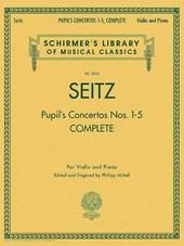 Pupil's Concertos, Complete