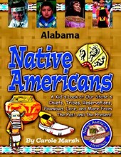 Alabama Indians (Paperback)
