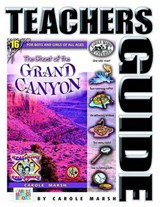 The Ghost of the Grand Canyon (Teacher's Guide) | Carole Marsh |