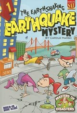 The Earthshaking Earthquake Mystery! | Carole Marsh |