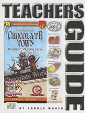 The Mystery in Chocolate Town | Carole Marsh |
