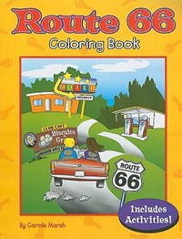 Route 66 Coloring Book | Carole Marsh |