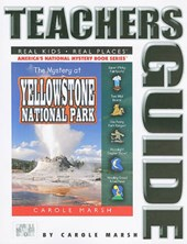 The Mystery at Yellowstone National Park | Carole Marsh |