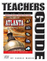 The Awesome Atlanta Mystery Teacher's Guide | Carole Marsh |