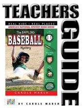 The Baseball Mystery Teacher's Guide