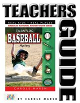 The Baseball Mystery Teacher's Guide | Carole Marsh |
