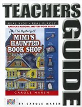 The Mystery of Mimi's Haunted Book Shop | Carole Marsh |