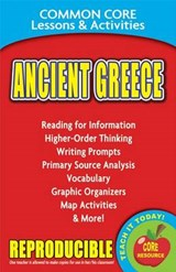 Ancient Greece Common Core Lessons & Activities | Carole Marsh |