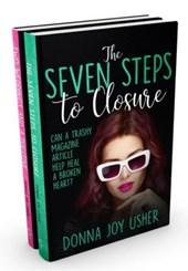 Two Weddings and a Fugitive (Book 4 in The Chanel Series) Plus The Seven Steps to Closure | Donna Joy Usher |