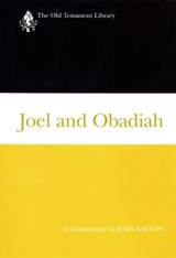 Joel and Obadiah | John Barton |