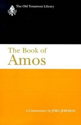 The Book of Amos | Jorg Jeremias |
