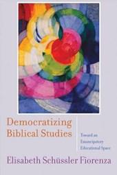 Democratizing Biblical Studies