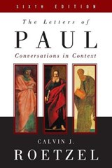The Letters of Paul | Calvin J. Roetzel |