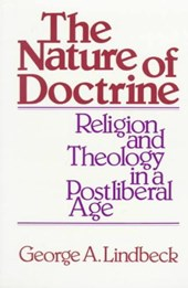 The Nature of Doctrine | George A. Lindbeck |